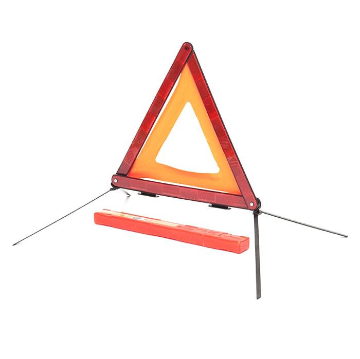 Знак аварийной остановки Airline с усиленным корпусом. AT-02AT-02Знак аварийной остановки применяется для обозначения транспортного средства при вынужденной остановке. Необходим для комплектования каждого автомобиля. Знак аварийной остановки с дополнительно усиленным основанием для более долгой службы, соответствует ГОСТ Р и всем международным стандартам. Знак обладает хорошей видимостью для участников дорожного движения. Особенности знака: оснащен светоотражающими элементами безопасный, компактный пластиковый чехол для хранения знака в комплекте. Характеристики: Материал: пластик, маталл. Высота:38 см. Размер упаковки:42,5 см х 4,5 см х 3 см. Артикул:AT-02.