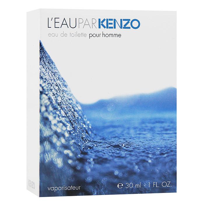 Kenzo Туалетная вода LEau Par Kenzo Pour Homme, 30 мл11525Мужская туалетная вода-спрей Kenzo LEau Par Kenzo Pour Homme - это прозрачная свежесть и легкое прохладное дыхание водной стихии. Освежающий и гармоничный аромат начинается с тонких озоновых ноток, смешанных с искрящимся аккордом экзотического апельсина юзу.Классификация аромата: ароматический.Пирамида аромата: Верхние ноты: озоновые нотки, юзу.Ноты сердца:водяной перец, лотос.Ноты шлейфа:зеленый перец, белый мускус.Ключевые слова Живой, мужественный, прохладный, свежий!Туалетная вода - один из самых популярных видов парфюмерной продукции. Туалетная вода содержит 4-10%парфюмерного экстракта. Главные достоинства данного типа продукции заключаются в доступной цене, разнообразии форматов (как правило, 30, 50, 75, 100 мл), удобстве использования (чаще всего - спрей). Идеальна для дневного использования. Товар сертифицирован.Краткий гид по парфюмерии: виды, ноты, ароматы, советы по выбору. Статья OZON Гид