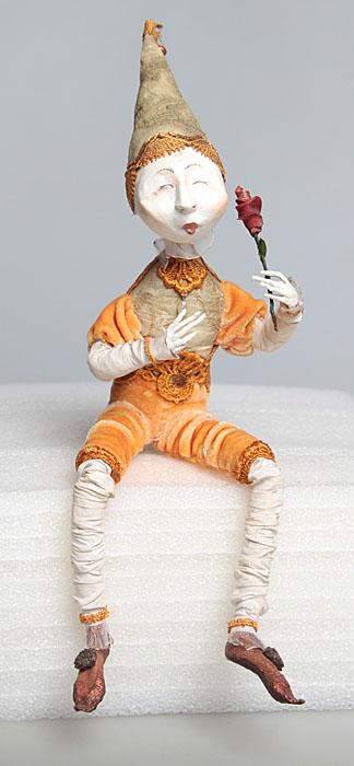Авторская кукла Аромат розы - Ручная работа. Ylk2 магнит angelucky умный совёнок пластик авторская работа 5 х 7 5 см