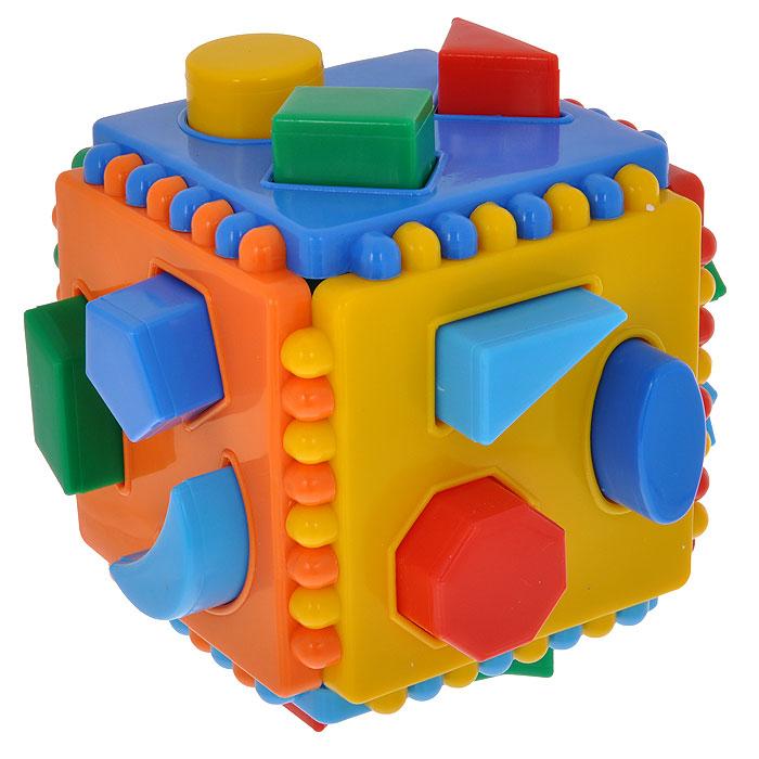 Игрушка-сортер Курносики. 27018 игрушка сортер курносики