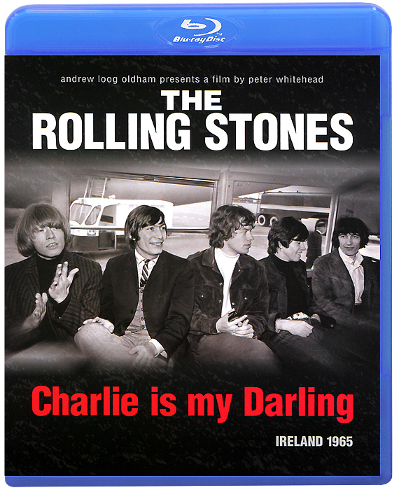 The Rolling Stones: Charlie Is My Darling (Blu-ray) the berlin concert domingo netrebko villazon blu ray