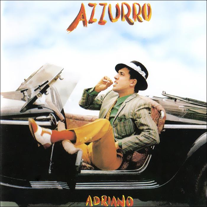 Adriano Celentano. Azzurro