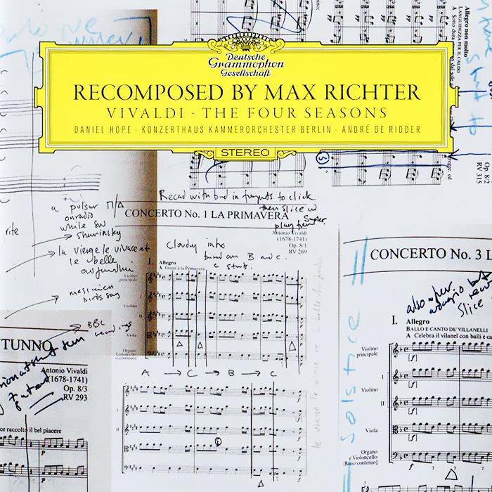 Макс Рихтер Max Richter. Vivaldi. The Four Seasons richter 12224255111 28