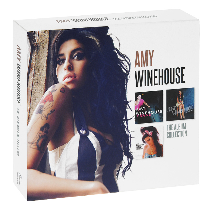 Amy Winehouse. The Album Collection (3 CD)