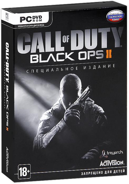 Call of Duty: Black Ops II. Специальное издание call of duty конструктор