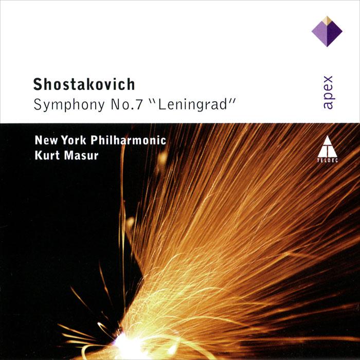 Kurt Masur. Shostakovich. Symphony No. 7