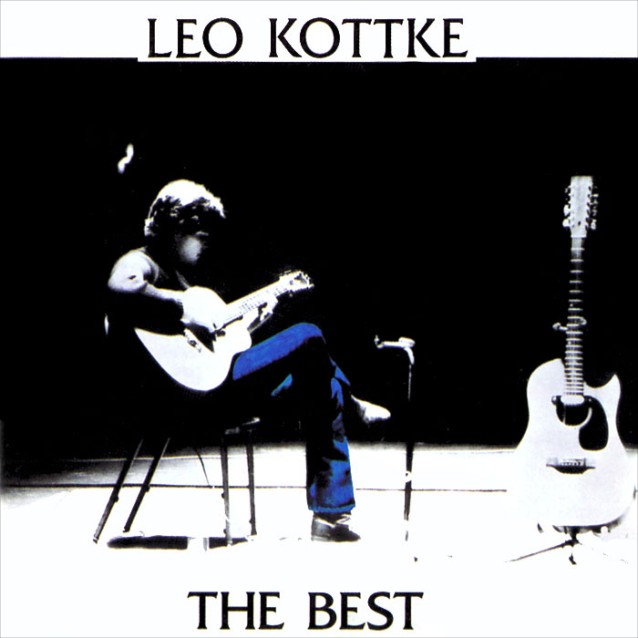 Leo Kottke. The Best (2 CD)