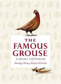 The Famous Grouse: A Whisky Companion: Heritage, History, Recipes & Drinks 50l set for whisky