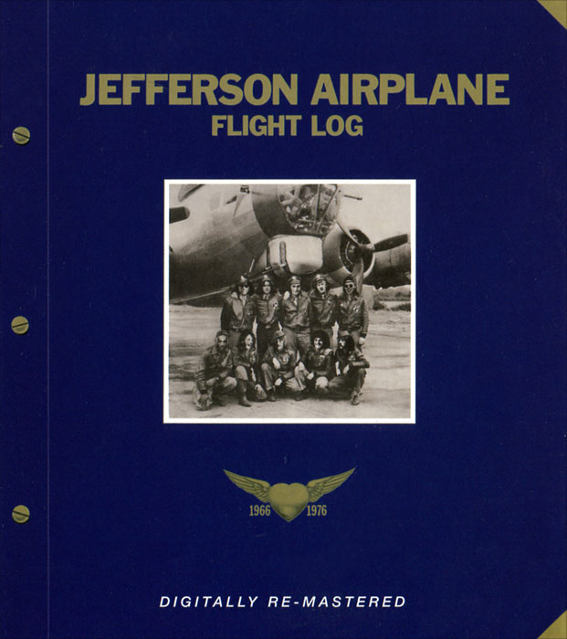 Jefferson Airplane Jefferson Airplane. Flight Log 1966 - 1976 (2 CD) got7 got 7 junior jackson autographed signed photo flight log arrival 6 inches new korean freeshipping 03 2017