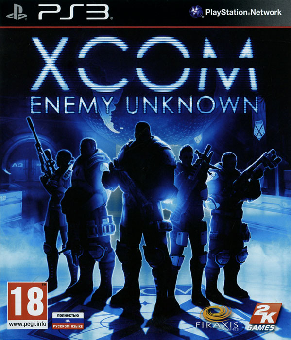 XCOM: Enemy Unknown (PS3) littlebigplanet 3 ps3
