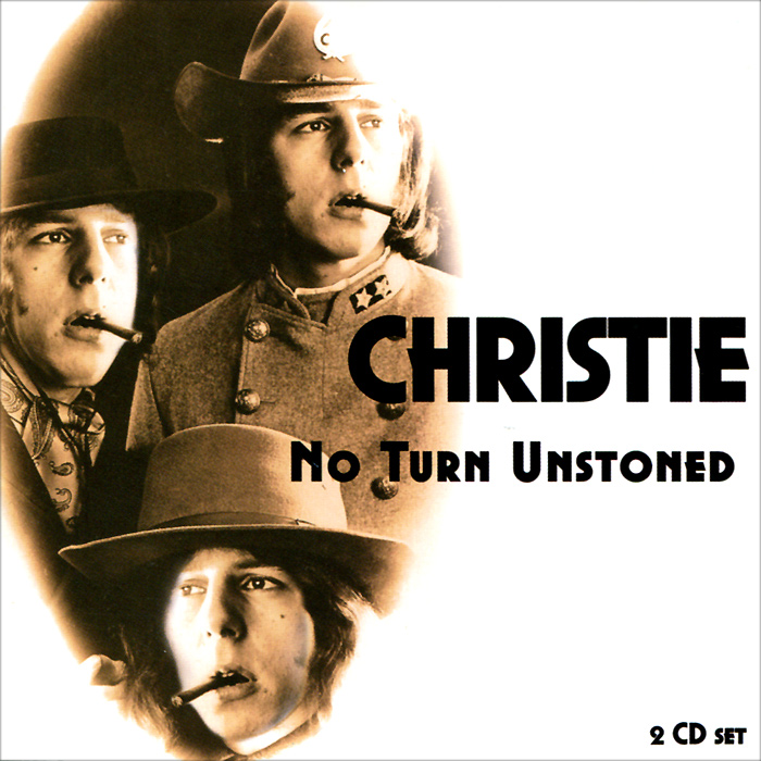 Christie Christie. No Turn Unstoned (2 CD) she s no angel