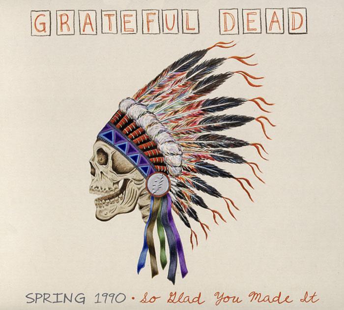 The Grateful Dead Grateful Dead. Spring 1990 / So Glad You Made It (2 CD) grateful dead grateful dead the best of the grateful dead live volume 1 1969 1977 2 lp 180 gr