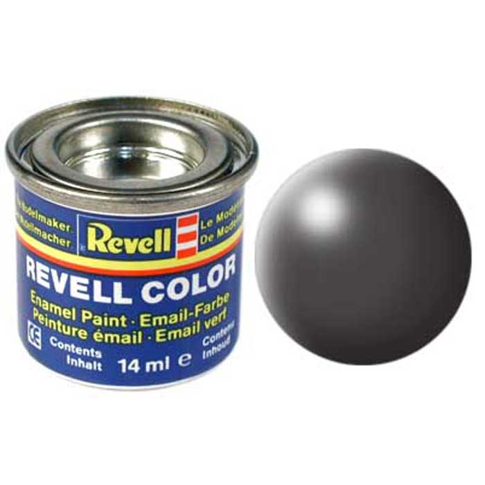 Revell Краска для моделей шелково-матовая №378 цвет темно-серый 14 мл