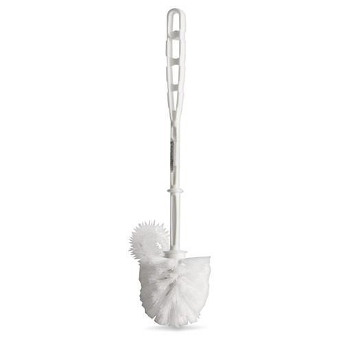 Ерш York WC Dual. 65216521Ерш York WC Dual имеет специальные щетинки для уборки самых труднодоступных мест в туалете. Петля на ершике, а также удобная ручка позволяют еще более эффективно очищать туалет.