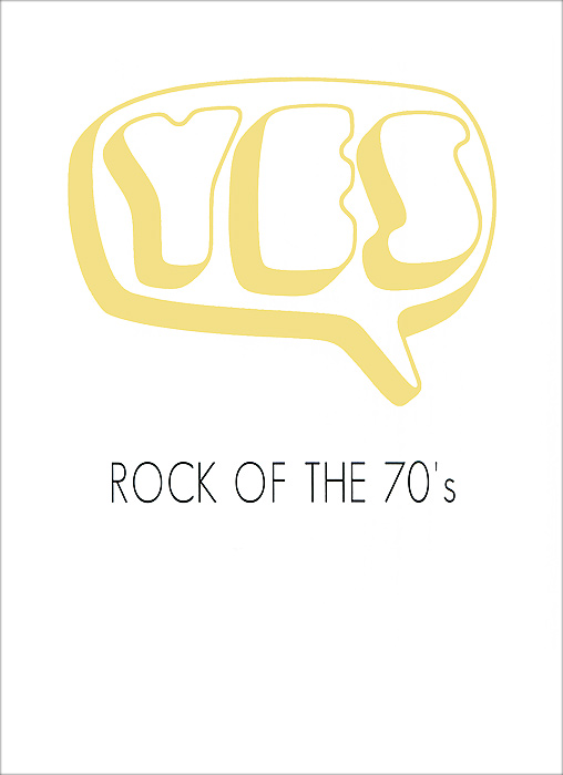Yes: Rock Of The 70's купить yes to