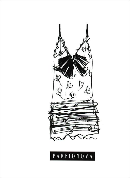 Мода. Платье. Блокнот для записей блокнот для записей револьвер русские подарки