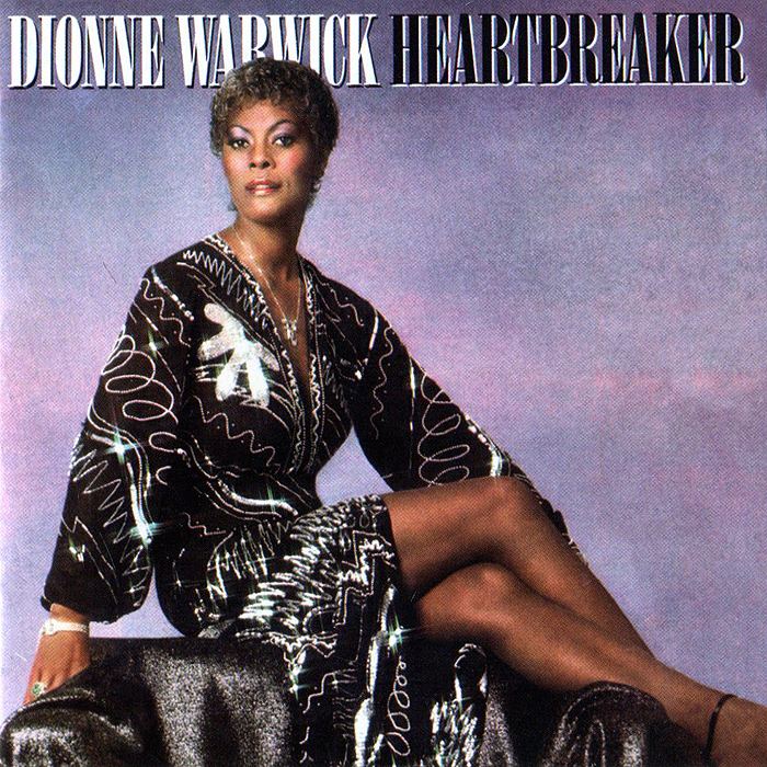 Дайонн Уорвик Dionne Warwick. Heartbreaker lucky break easystarts
