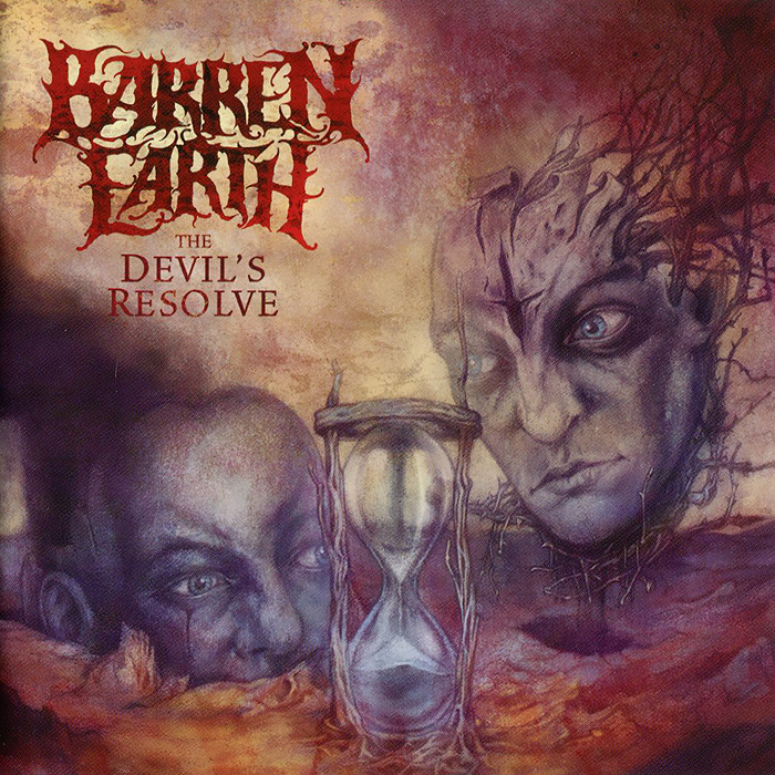 Barren Earth Barren Earth. The Devil's Resolve garry s earth жилет