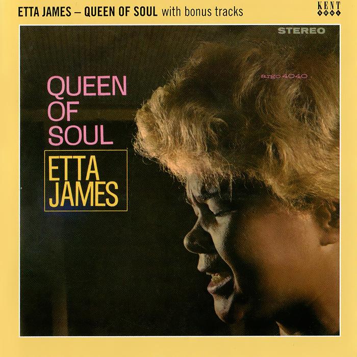 цена на Этта Джеймс Etta James. Queen Of Soul