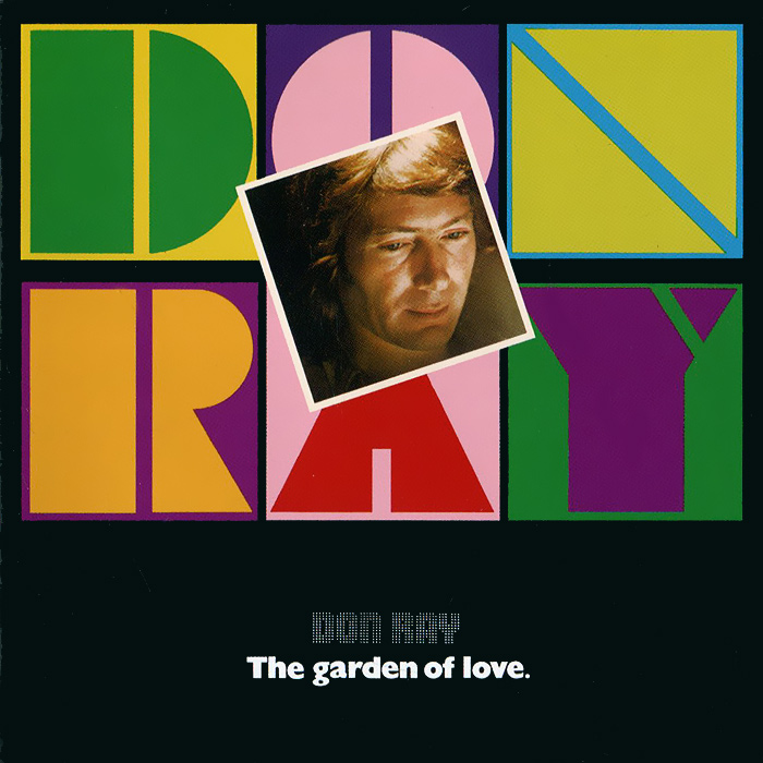 Don Ray Don Ray. The Garden Of Love donizetti don pasquale blu ray