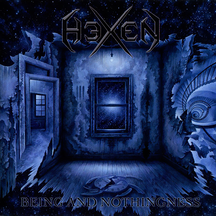 Hexen.  Being And Nothingness Pulverised Records,Концерн