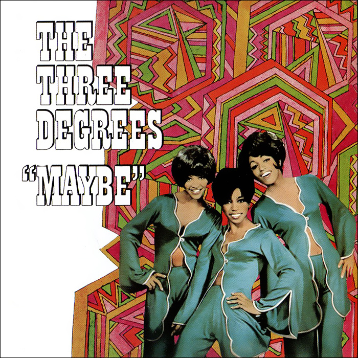 The Three Degrees. Maybe (2 CD)