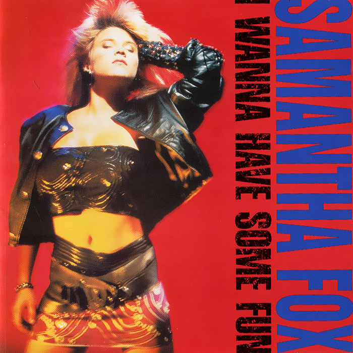 Саманта Фокс Samantha Fox. I Wanna Have Some Fun. Deluxe Edition (2 CD) new simulation red fox toy polyethylene
