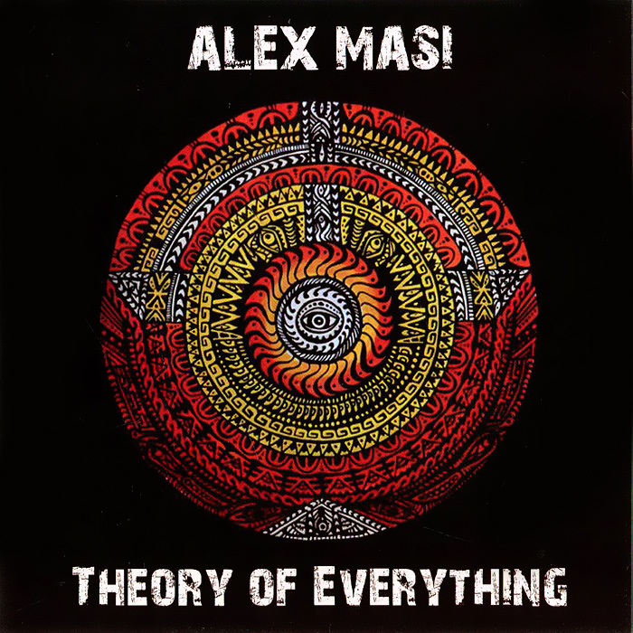 Алекс Мэси Alex Masi. Theory Of Everything coccinelle кошелек coccinelle c2 wu6 11 32 01 001