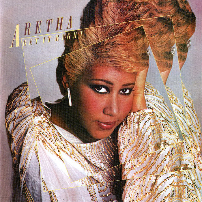 Арета Фрэнклин Aretha Franklin. Get It Right aretha franklin aretha franklin amazing grace 2 lp