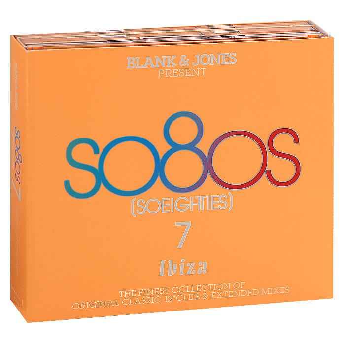Blank & Jones Present So80s (So Eighties) 7 (3 CD)