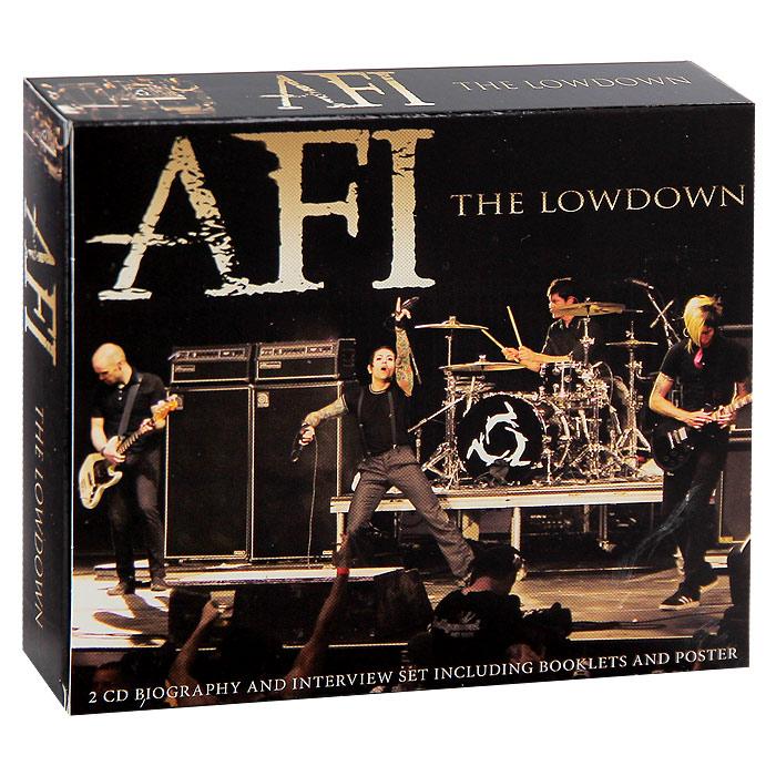 AFI AFI. The Lowdown (2 CD) afi afi maximum afi the unauthorised biography of afi