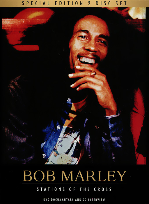 Bob Marley: Stations Of The Cross (DVD + CD) cd диск the doors when you re strange a film about the doors songs from the motion picture 1 cd