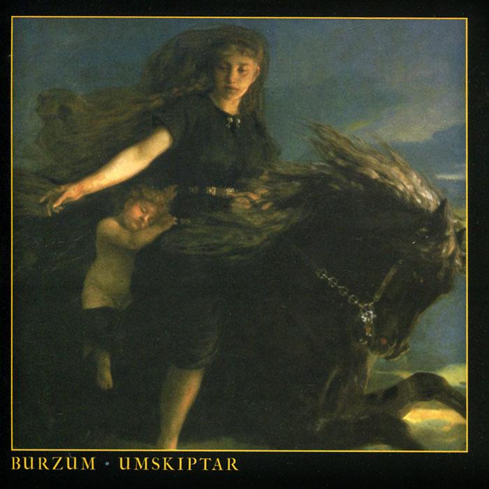Фото - Burzum Burzum. Umskiptar burzum burzum anthology 2 lp