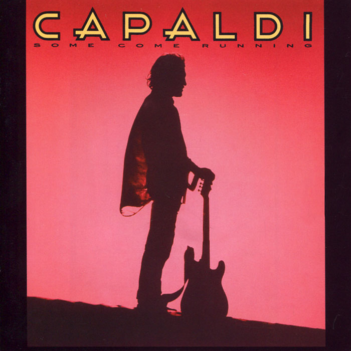 Jim Capaldi. Some Come Running. Remastered Edition