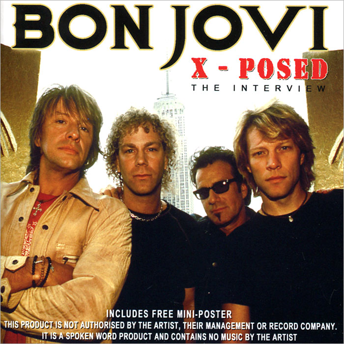 Bon Jovi. X-Posed. The Interview