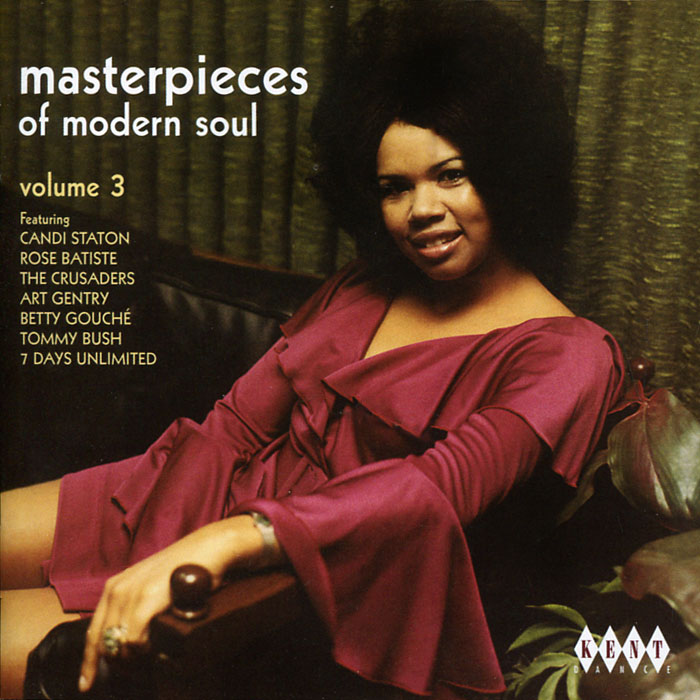 Masterpieces Of Modern Soul. Volume 3 new sanyo denki san ace 9bmb12p2j618 12v 3 8a 9733 high air volume cooling fan