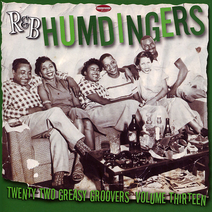 R&B Humdingers Volume 13 b p r d plague of frogs volume 2