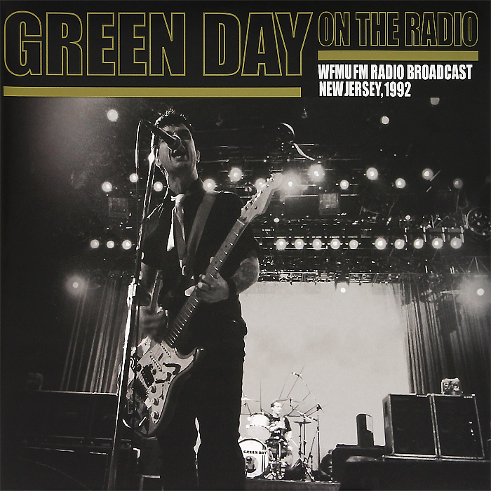 Green Day Green Day. On The Radio (2 LP)