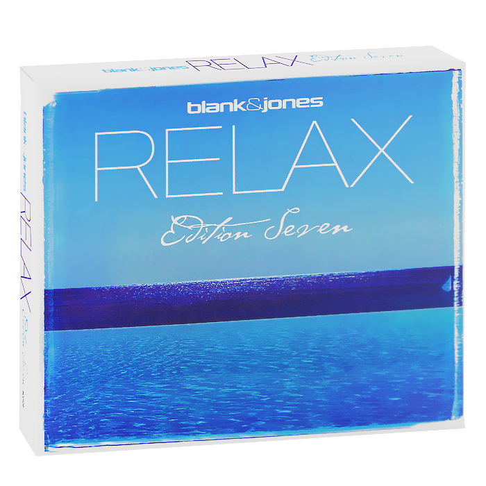 Zakazat.ru Blank & Jones. Relax Edition Seven (2 CD)
