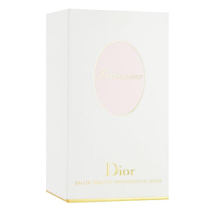 Christian Dior Diorissimo. Туалетная вода, женская, 50млF006422909Christian Dior Diorissimo - букет-талисман из ландышей, воспевающий свежесть весны! Diorissimo - аромат счастья! Именно эссенцию и используют в парфюмерии. Иланг-иланг хорошо гармонирует с богатым многообразием цветочных нот, придавая аромату оригинальность и элегантность. Он является верхней нотой аромата Diorissimo. Цветочный символ парфюмерного дома Dior обычно навевает мысли о счастье. Несмотря на свой сильный аромат, получение эссенции ландыша не представляется возможным. Поэтому ноты ландыша, используемые в парфюмерии - это всего лишь цветочная гармония зеленых, жасминовых и иланговых акцентов.Классификация аромата: цветочный.Пирамида аромата:Верхние ноты: коморский иланг-иланг, бергамот.Ноты сердца: ландыш, жасмин, амариллис, лилия.Ноты шлейфа: жасмин, виверра, сандал.Ключевые словаЖивой, легкий, свежий, чувственный! Характеристики:Объем: 50 мл. Производитель: Франция. Туалетная вода - один из самых популярных видов парфюмерной продукции. Туалетная вода содержит 4-10%парфюмерного экстракта. Главные достоинства данного типа продукции заключаются в доступной цене, разнообразии форматов (как правило, 30, 50, 75, 100 мл), удобстве использования (чаще всего - спрей). Идеальна для дневного использования. Товар сертифицирован.