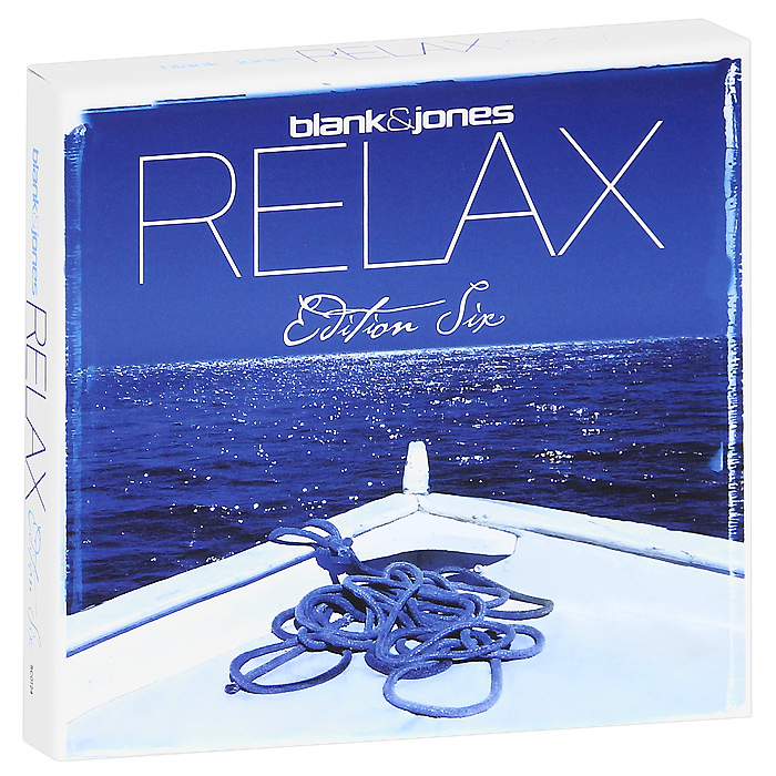 Blank & Jones. Relax Edition Six (2 CD)