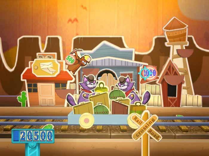 История игрушек:  Парк развлечений Disney Interactive
