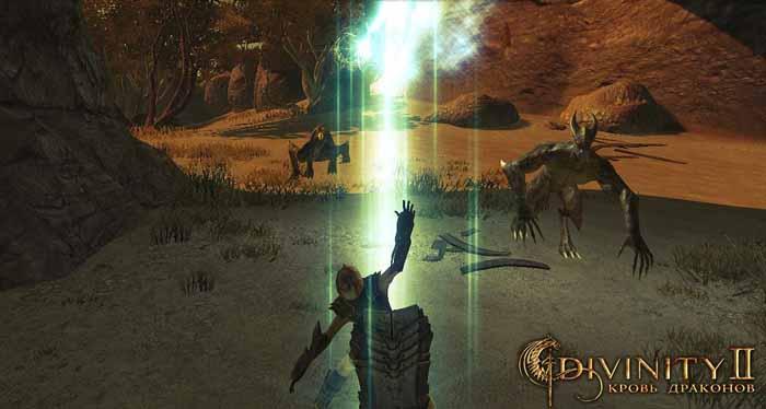 Divinity II.  Developer's Cut Larian Studios