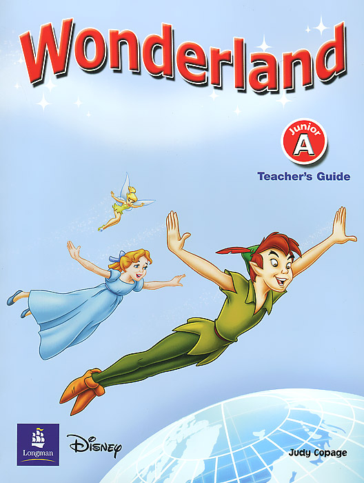Wonderland: Junior A: Teacher's Book junior and carlsson