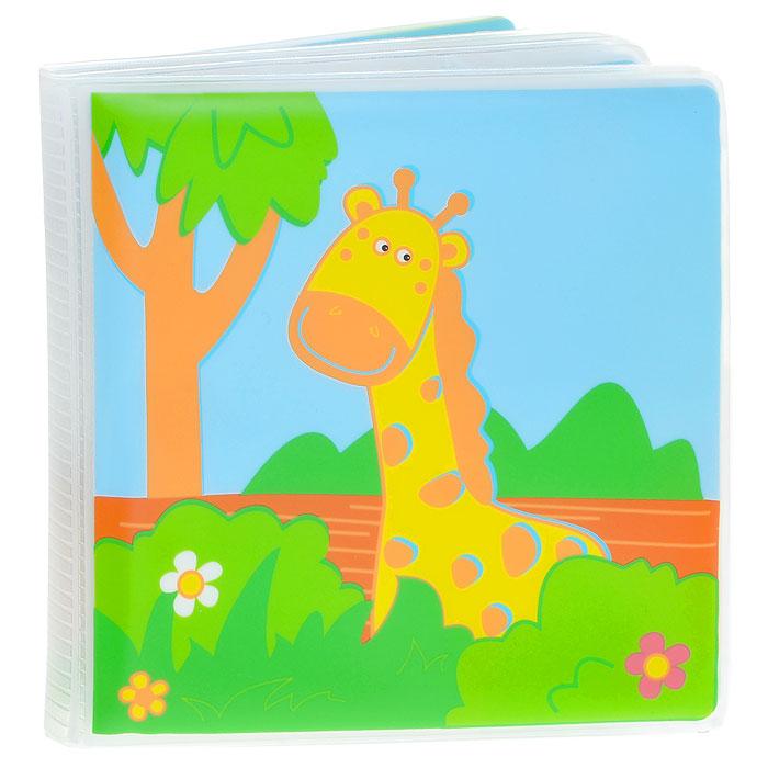 Книжка-пищалка для ванной Путешествие в джунглях