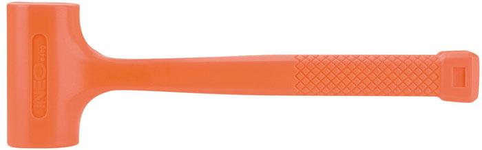 Кувалда Neo, безоткатная, 940 г25-072Кувалда Neo с ручкой для амортизации ударов и с эргономичной накладкой из композитной резины. Характеристики: Материал: металл, резина. Длина: 32 см. Вес: 940 г. Размер упаковки: 32 см х 4,5 см х 4,5 см.