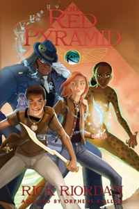 The Kane Chronicles, The, Book One: Red Pyramid: The Graphic Novel lucky family digital sports watch red led time and date display