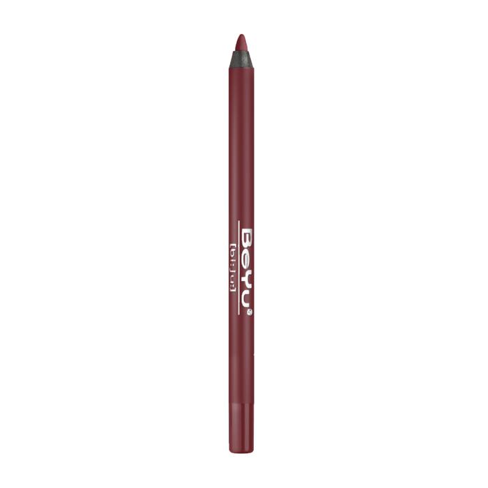 BeYu Карандаш для губ Soft Liner, универсальный, тон №555, 1,2 г34555Мягкая текстура карандаша Soft Liner легко и приятно наносится на нежную кожу губ. Благодаря стойкой формуле карандаш фиксируется уже через минуту и становится водостойким. При этом при необходимости он легко растушевывается. Широкая цветовая палитра дает возможность идеально подобрать карандаш к помаде, а удобная пластиковая упаковка защищает грифель от сколов. Товар сертифицирован.