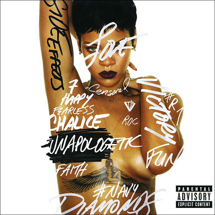 Rihanna Rihanna. Unapologetic (CD + DVD) the jam the jam all mod cons lp