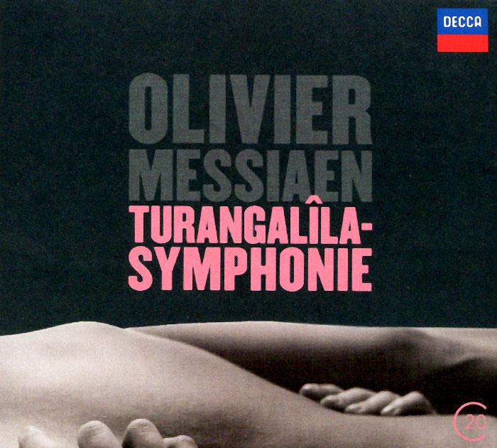 Messiaen. Turangalila-Symphonie